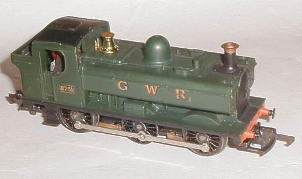 Hornby Train Restorations - R041 GWR Class 57XX Pannier Tank